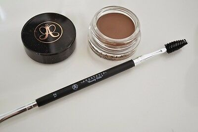 NEW Anastasia DIPBROW Pomade Eyebrow Cream waterproof powder + #12 brush