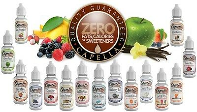 Capella Flavours Aroma 13ml 200 servings