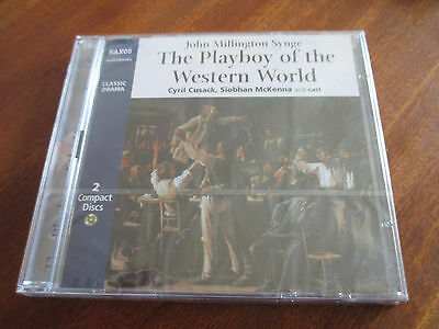 The Playboy of the Western World by John Millington Synge NEW CD Audio Book