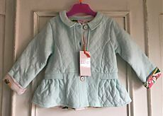 New ted baker girls jacket size 18-24 months