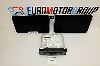 Bmw G30 G11 G12 Display DVD rear compartment audio player changer system 6815911
