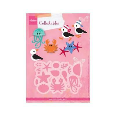 Marianne Design Collectables Cutting Dies - Eline's Seagull & Friends COL1433