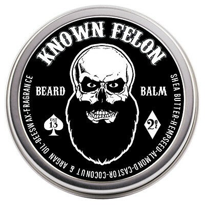 Known Felon 2oz Root Beer Beard Balm