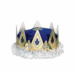 Royal Queen's Crown, Pack of 12