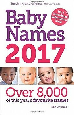 Baby Names 2017 Best New This Year's Almanac Paperback