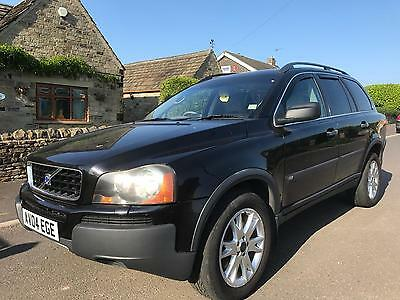 2004 Volvo Xc90 2.4 Td D5 Se Geartronic