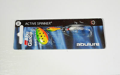 Cuillers / Fishing spoon Abu Garcia Active spinner Abulure 7gr