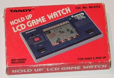 TANDY HOLD UP - BANDAI - Jeu électronique Game & Watch / Handheld game - BOXED