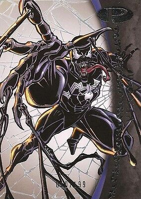 2012 Marvel Premier VENOM No. 41 Base Card #010/199