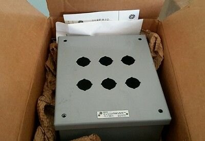 Ge General Electric 080Heg32 Switch Encloseure 6-Port New Nos $69