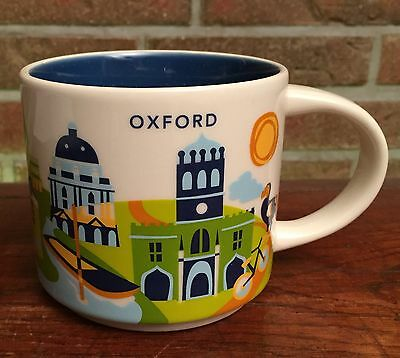 Starbucks You Are Here Collection Oxford YAH NEU mit SKU Nummer