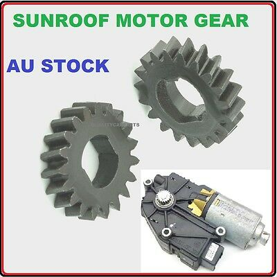 Sunroof Motor Gear Cog Repair Kit For Mercedes Benz W202 W204 W212 W251