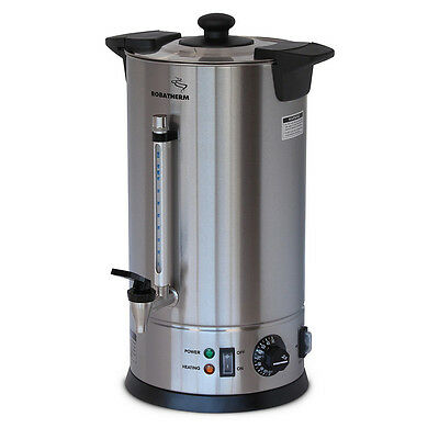 Double Skinned Hot Water Urn, ROBAND AUSTRALIA ROBATHERM COMMERCIAL
