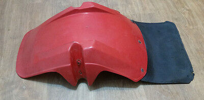 1980-82 Honda ATC200 front fender with mud flap