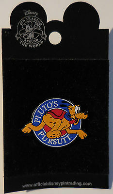 Disney Pin WDCC Pluto's Pursuit Pin