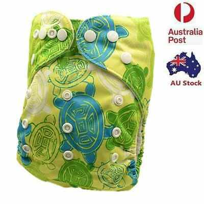 New Baby Boy Boyish Unisex Modern Cloth Nappy One Size Fits All Nappies (D94)