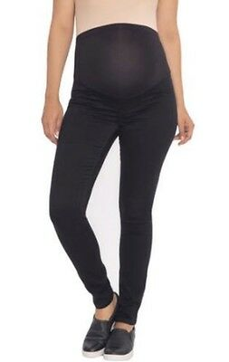 Great Expectations Maternity Jegging Size L Large Black New Fast Shipping