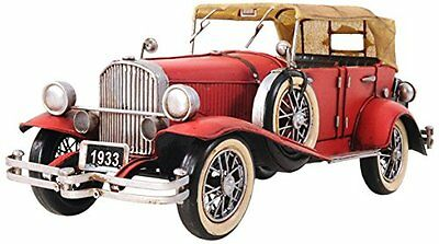 OMHI-AJ026-Old Modern Handicrafts 1933 Duesenberg J Collectible, 1:12-Scale, Re