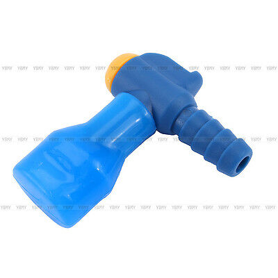90° Long Bite Valve Hydration Nozzle Bladder Pack Silicone