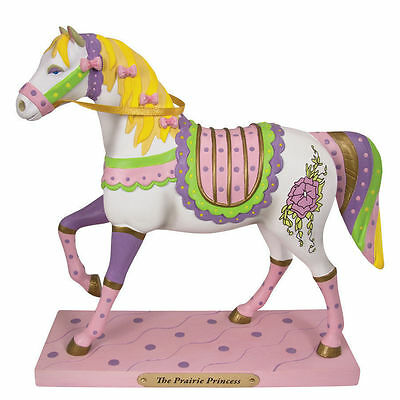 "The Trail of Painted Ponies ""The Prairie Princess"" NIB #4037604"