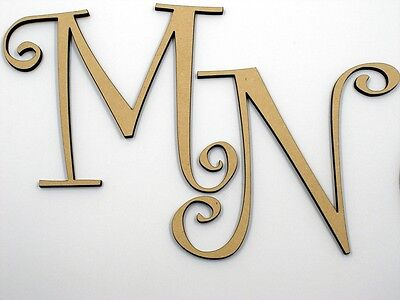 20cm Large Wooden Letter Words Wood Letters Free Shipping Alphabet Name Cur