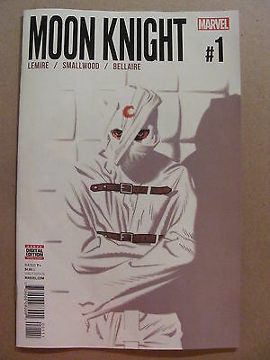 Moon Knight #1 Marvel Comics 2016 Series 1st Print 9.6 Near Mint+