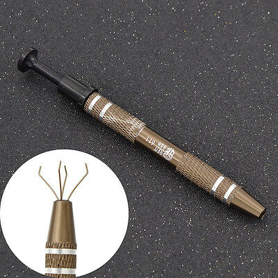 Metal IC Extractor Cotton Picker Chip Grabber Präzisionspinzette Pick Up Tool