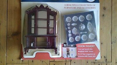 Dollhouse Timber Victorian Furniture.