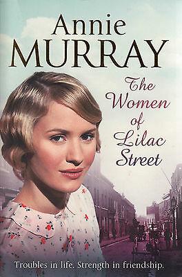 The Women of Lilac Street by Annie Murray BRAND NEW BOOK (Paperback, 2013)