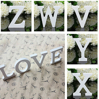 Personalised Name Plaque Word Letters Wall Art Craft Design Wedding Decor Wooden