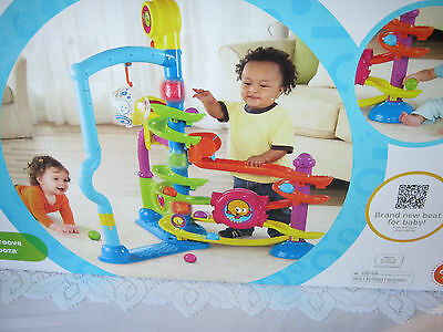 Fisher Price Cruise and Groove Ballapalooza Baby Toddler toy New in box Rare