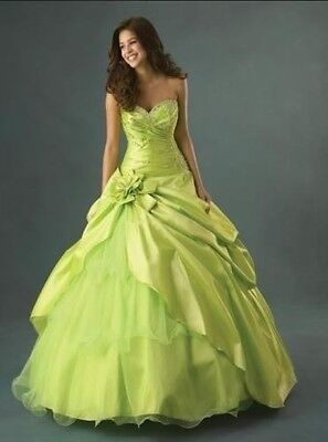 Quinceanera Dress Party Evening Wedding Gown Custom Ball Formal Prom Pageant