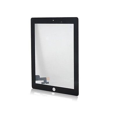 Black Replacement Digitizer Touch Screen Glass Display For iPad 2 + Free Tools