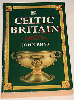 Celtic Britain by John Rhys  Soft Backed