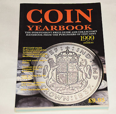 Coin Yearbook 1999 edition British Coins Guide & collectors Handbook Soft Backed