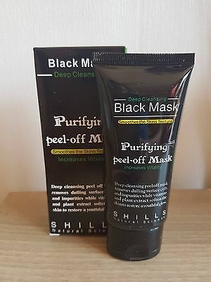 *NEW* Deep Cleansing Peel-Off Black Face Mask