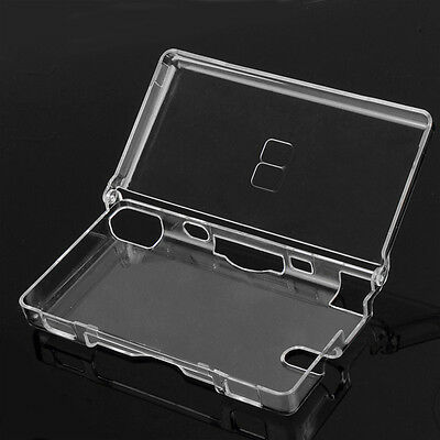 Good Clear Crystal Skin Protective Hard Case Cover For Nintendo DS Lite DSL NDSL