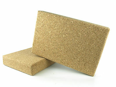 Cork Yoga Block Natural