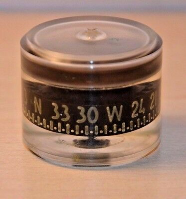 Compass water. Old