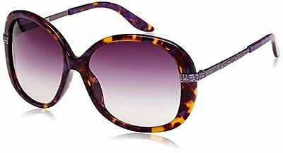 Just Cavalli - JC418S, Occhiali Da Sole donna, Marble Violet Orange, One (l7U)