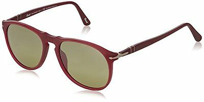 Persol - 9649S 902183 (55 mm), Occhiali Da Sole unisex, 902183, 55 mm (f5r)