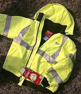 Milwaukee 2347 2XL Heated Jacket Kit - High Visibility