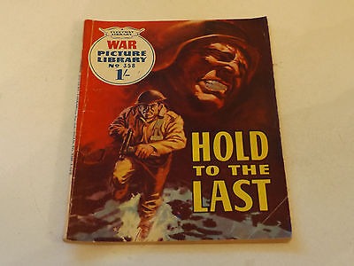 WAR PICTURE LIBRARY NO 358!,dated 1966!,GOOD for age,great 51!YEAR OLD issue.