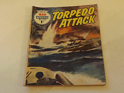 WAR PICTURE LIBRARY NO 393!,dated 1967!,GOOD for age,great 50!YEAR OLD issue.