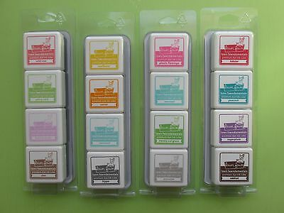 Lawn Fawn Lawn Fawndamentals Premium Dye Ink Cube Pack Lot NEW RELEASE