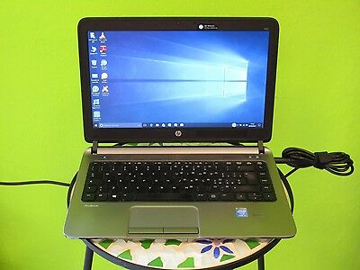 Notebook HP Probook 430 G1 - i5-4300U 2,5Ghz - 4GB Ram - 500GB HD - FATTURABILE
