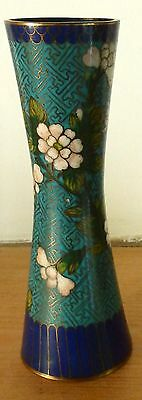 Nice Quality Mid 20th Century Chinese Cloisonne Vase