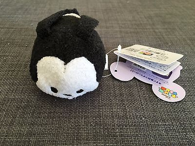 Disney Store Japan Exclusive Mini Oswald Black/White Tsum Tsum - Ships from US!