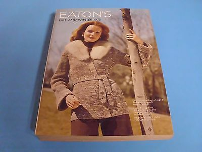 Eaton Catalog Fall + Winter 1975