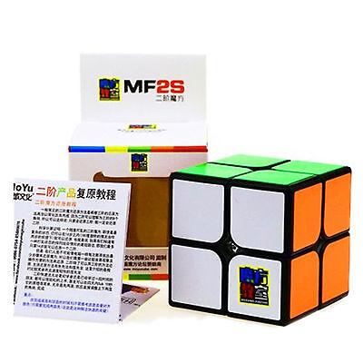 Cubo Moyu Mo Yu MF2S Antipop Stickers 2x2 2 x 2  Speed Cube Speedcube MF8806